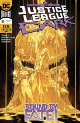DC - Justice League Dark # 8