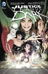 DC - Justice League Dark (New 52) Vol 1 In the Dark TPB