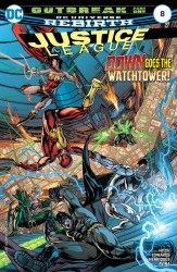 DC - Justice League #8