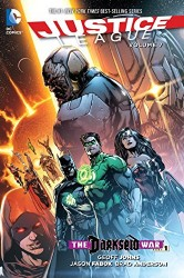 DC - Justice League New 52 Vol 7 The Darkseid War Part 1 TPB