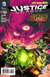 DC - Justice League New 52 # 20