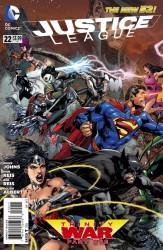 DC - Justice League New 52 # 22