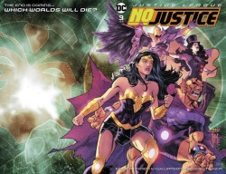 DC - Justice League No Justice # 3