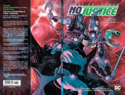 DC - Justice League No Justice TPB