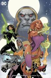 DC - Justice League Odyssey # 1 Dodson Variant