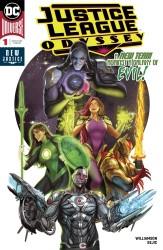 DC - Justice League Odyssey # 1