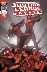 DC - Justice League Odyssey # 2 Foil