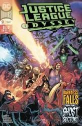 DC - Justice League Odyssey # 9