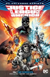 DC - Justice League Of America (Rebirth) Vol 1 The Extremists TPB