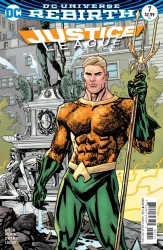 DC - Justice League # 7 Variant