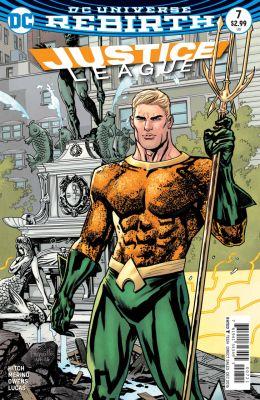 Justice League # 7 Variant