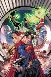 DC - Justice League (Rebirth) Vol 2 Outbreak TPB