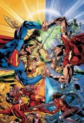 DC - Justice League (Rebirth) Vol 5 Legacy TPB