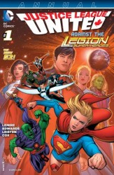 DC - Justice League United (New52) Annual # 1