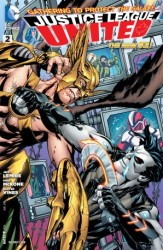 DC - Justice League United (New 52) # 2