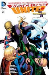 DC - Justice League United (New 52) # 3