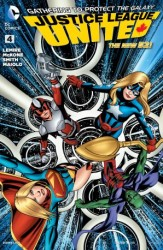 DC - Justice League United (New52) # 4