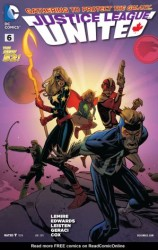 DC - Justice League United (New52) # 6