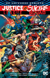 DC - Justice League vs Suicide Squad (Rebirth) TPB