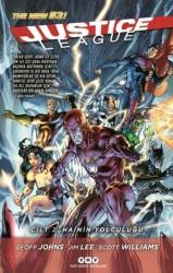 DC - Justice League (Yeni 52) Cilt 2 Hainin Yolculuğu
