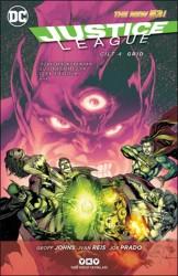 DC - Justice League (Yeni 52) Cilt 4 Grid