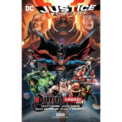 YKY - Justice League (Yeni 52) Cilt 8 Darkseid Savaşı Bölüm2