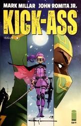 Image - Kick Ass # 5 Özgür Yıldırım Variant Özgür Yıldırım İmzalı Sertifikalı
