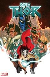 Marvel - King Thor # 4 1:25 Epting Variant