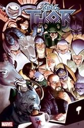 Marvel - King Thor # 4 Del Mundo Variant