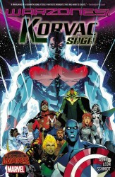 Marvel - Korvac Saga Warzones! TPB
