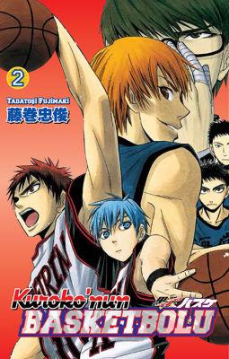 Kuroko'nun Basketbolu Cilt 2