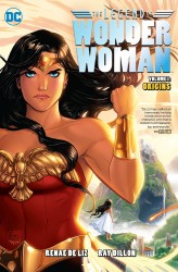 DC - Legend Of Wonder Woman Origins TPB