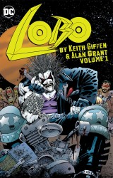 DC - Lobo By Keith Giffen & Alan Grant Vol 2 TPB