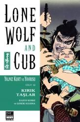 Marmara Çizgi - Lone Wolf And Cub - Yalnız Kurt Ve Yavrusu Cilt 12 Kırık Taşlar