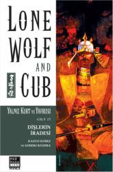 Marmara Çizgi - Lone Wolf And Cub - Yalnız Kurt Ve Yavrusu Cilt 17 Dişlerin İradesi