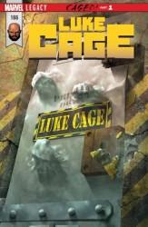 Marvel - Luke Cage # 166
