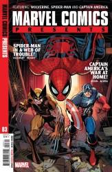 Marvel - Marvel Comics Presents # 3