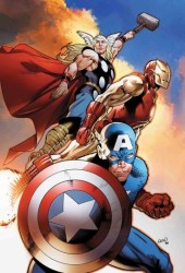 Marvel - Marvel Legacy # 1 Land Variant