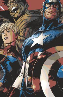 Marvel Legacy # 1 Quesada Lenticular Variant
