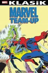 Büyülü Çizgi Roman - Marvel Team-Up Klasik Cilt 7