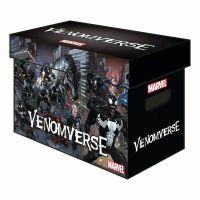 Marvel Venomverse Short Box - Kısa Çizgi Roman Kutusu