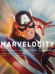 Marvel - Marvelocity Marvel Comic Art Alex Ross HC