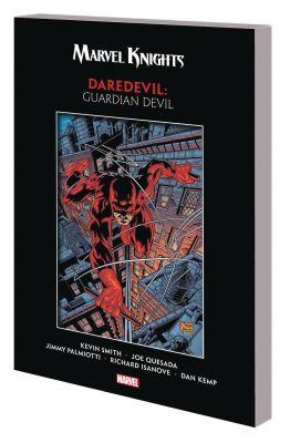 Marvel Knights Daredevil Guardian Devil TPB
