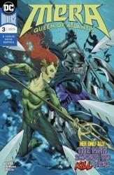 DC - Mera Queen of Atlantis # 3