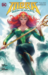 DC - Mera Queen Of Atlantis TPB