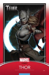 Marvel - Mighty Thor # 700 Trading Card Variant