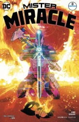 DC - Mister Miracle # 8 Variant