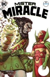 DC - Mister Miracle # 9