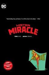 DC - Mister Miracle HC