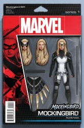 Marvel - Mockingbird #1 Action Figure Variant